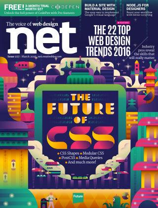 Net March 2016