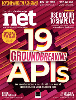 Net Issue 319