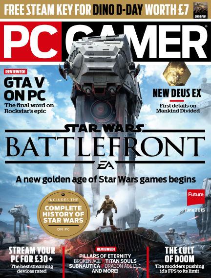 PC Gamer (UK) May 07, 2015 00:00
