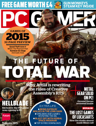 PC Gamer (UK) February 2015