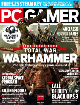 PC Gamer (UK) July 2015