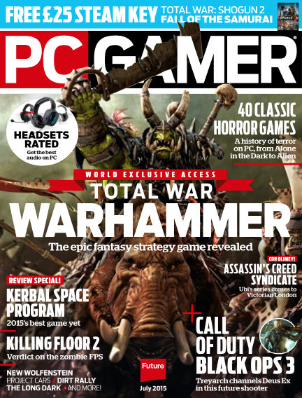 PC Gamer (UK) June 04, 2015 00:00