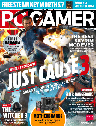 PC Gamer (UK) March 2015