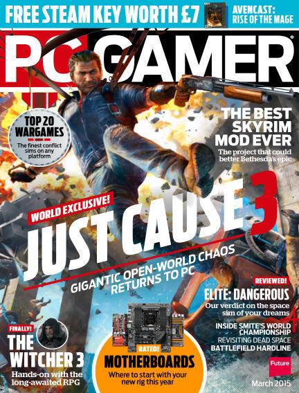 PC Gamer (UK) February 12, 2015 00:00