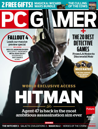 PC Gamer (UK) August 2015