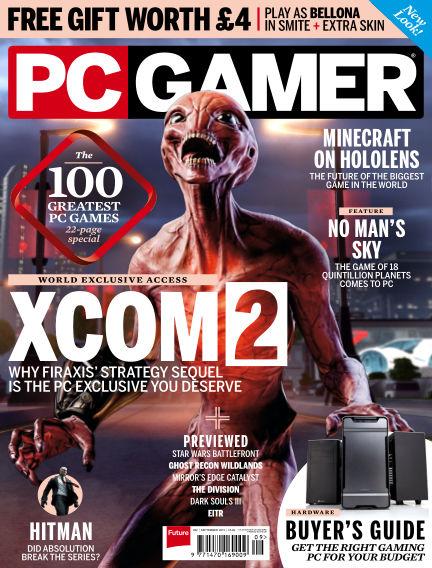 PC Gamer (UK) July 30, 2015 00:00