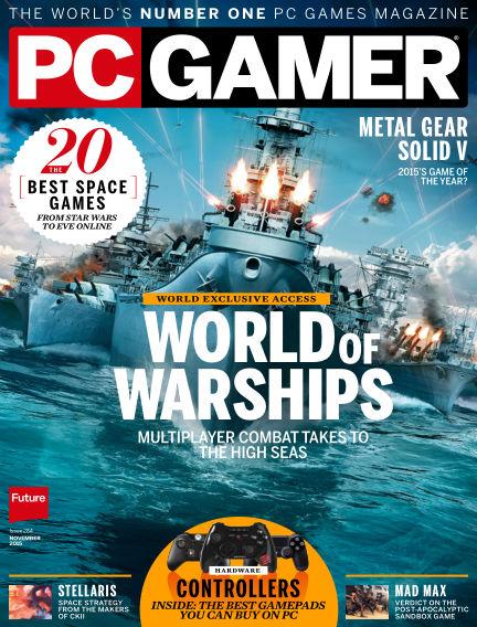 PC Gamer (UK) September 24, 2015 00:00