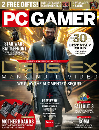 PC Gamer (UK) December 2015