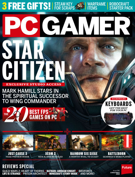 PC Gamer (UK) November 19, 2015 00:00