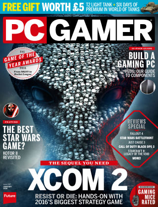 PC Gamer (UK) January 2016