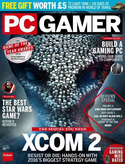 PC Gamer (UK) December 17, 2015 00:00