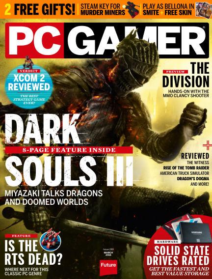 PC Gamer (UK) February 11, 2016 00:00