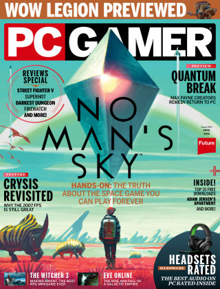 PC Gamer (UK) April 2016