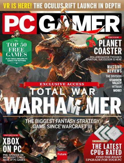PC Gamer (UK) April 07, 2016 00:00
