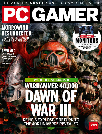 PC Gamer (UK) May 05, 2016 00:00
