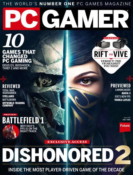 PC Gamer (UK) June 02, 2016 00:00