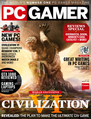 PC Gamer (UK) August 2016