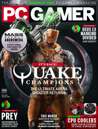 PC Gamer (UK) October 2016