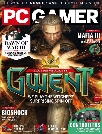 PC Gamer (UK) September 22, 2016 00:00
