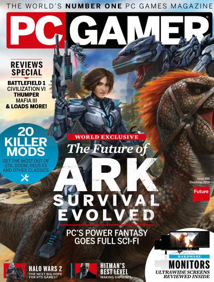 PC Gamer (UK) November 17, 2016 00:00