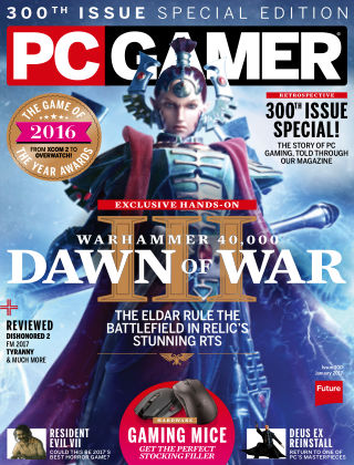 PC Gamer (UK) January 2017