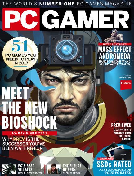 PC Gamer (UK) January 12, 2017 00:00