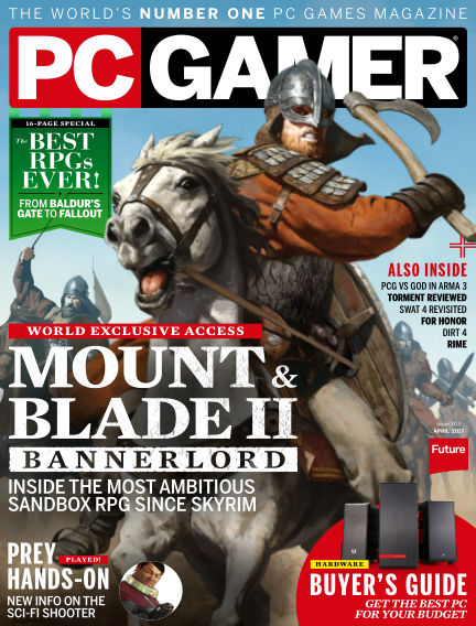 PC Gamer (UK) March 09, 2017 00:00