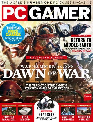 PC Gamer (UK) May 2017