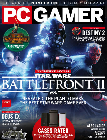 PC Gamer (UK) May 04, 2017 00:00