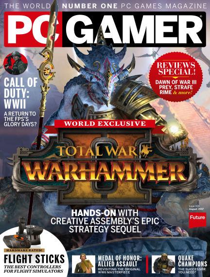 PC Gamer (UK) June 01, 2017 00:00