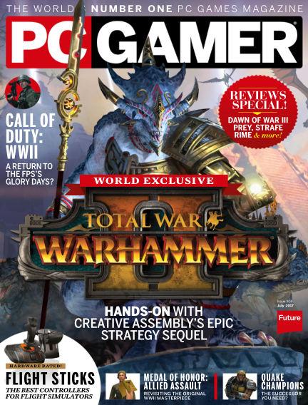 PC Gamer (UK) June 08, 2017 00:00