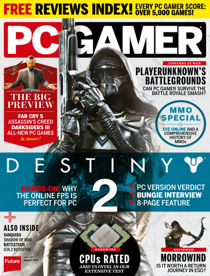 PC Gamer (UK) June 29, 2017 00:00