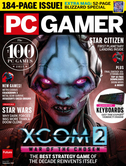 PC Gamer (UK) July 27, 2017 00:00