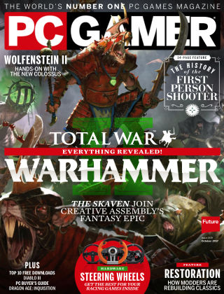 PC Gamer (UK) Oct 2017