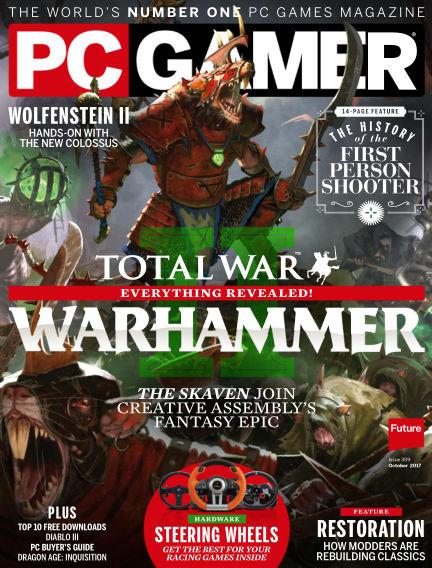 PC Gamer (UK) August 24, 2017 00:00