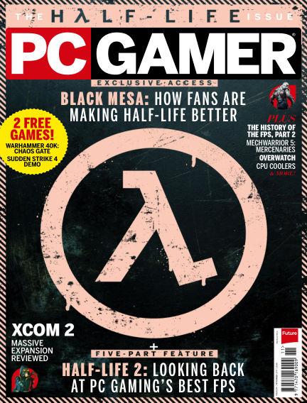 PC Gamer (UK) September 21, 2017 00:00