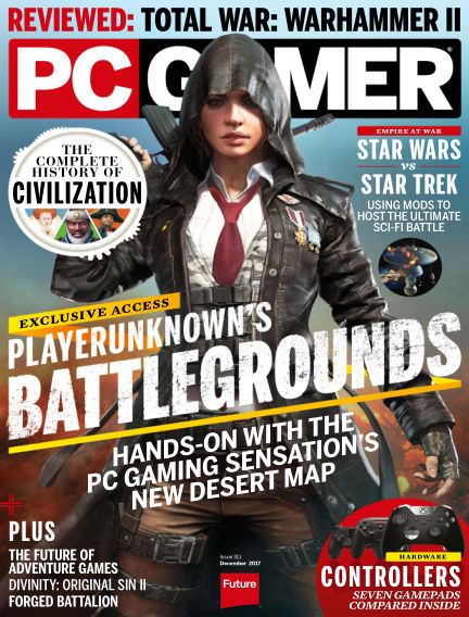 PC Gamer (UK) October 19, 2017 00:00