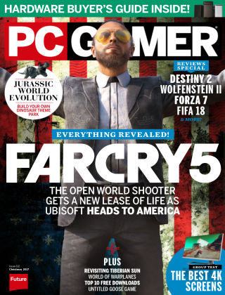 PC Gamer (UK) Christmas 2017