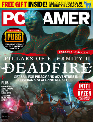 PC Gamer (UK) Mar 2018