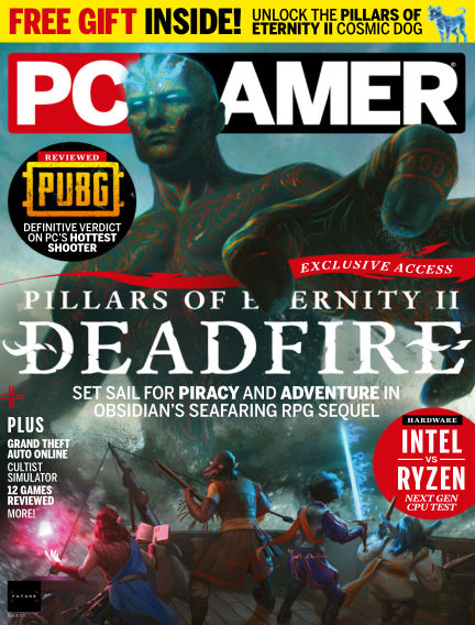 PC Gamer (UK) February 08, 2018 00:00