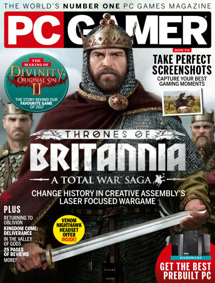 PC Gamer (UK) March 08, 2018 00:00