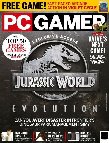 PC Gamer (UK) April 05, 2018 00:00