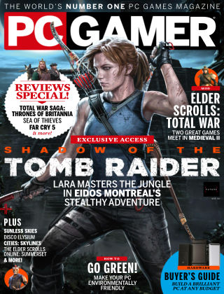 PC Gamer (UK) Jun 2018