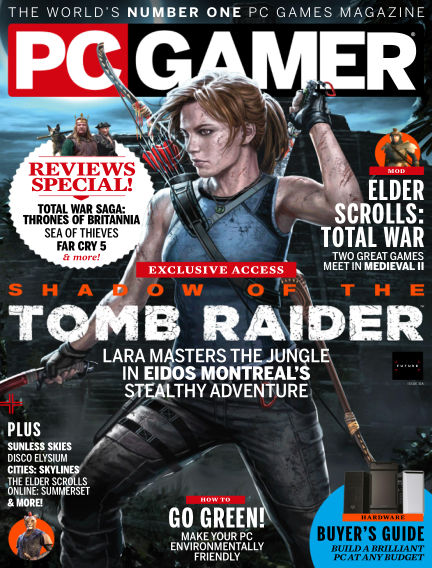 PC Gamer (UK) May 03, 2018 00:00