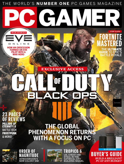 PC Gamer (UK) May 31, 2018 00:00