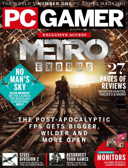 PC Gamer (UK) August 23, 2018 00:00