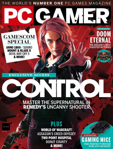 PC Gamer (UK) September 20, 2018 00:00