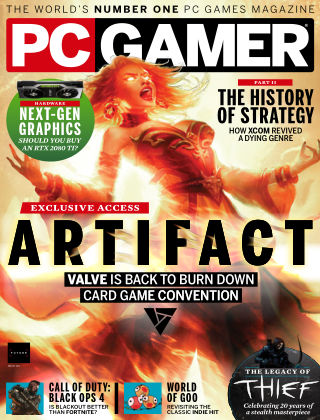 PC Gamer (UK) Christmas 2018
