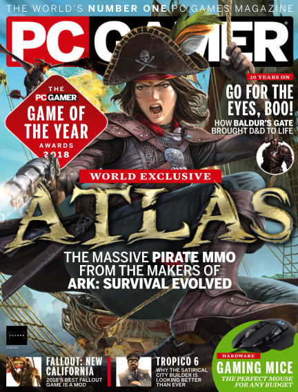 PC Gamer (UK) December 13, 2018 00:00