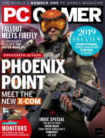 PC Gamer (UK) January 10, 2019 00:00